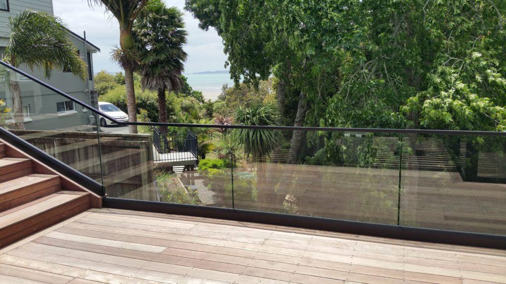 Edgetec Infinity Frameless Glass Balustrade