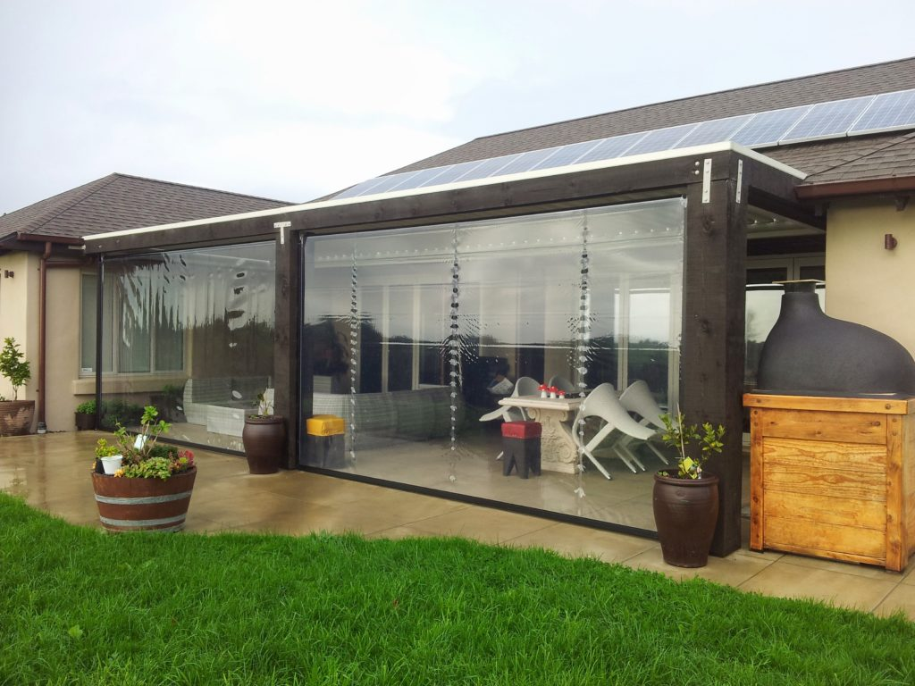 Bannette Drop Down Awning