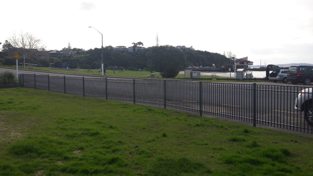 Sanctuary Aluminium Boundary Fence