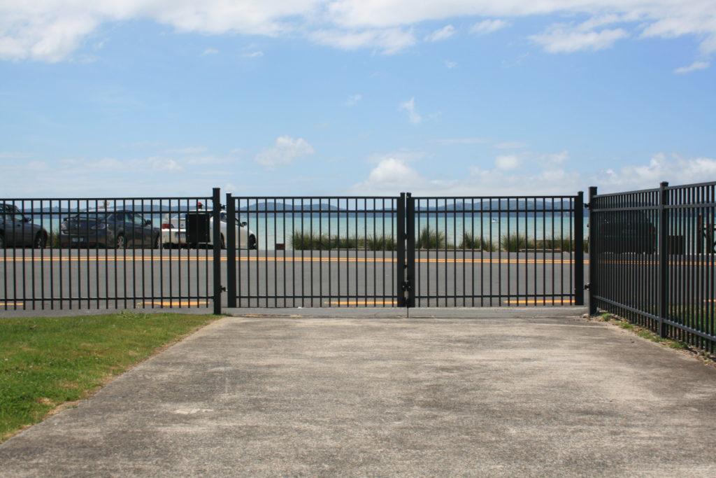 Sanctuary Aluminium Fence