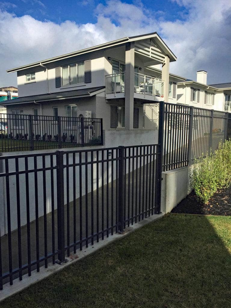 Sanctuary Aluminium Fencing