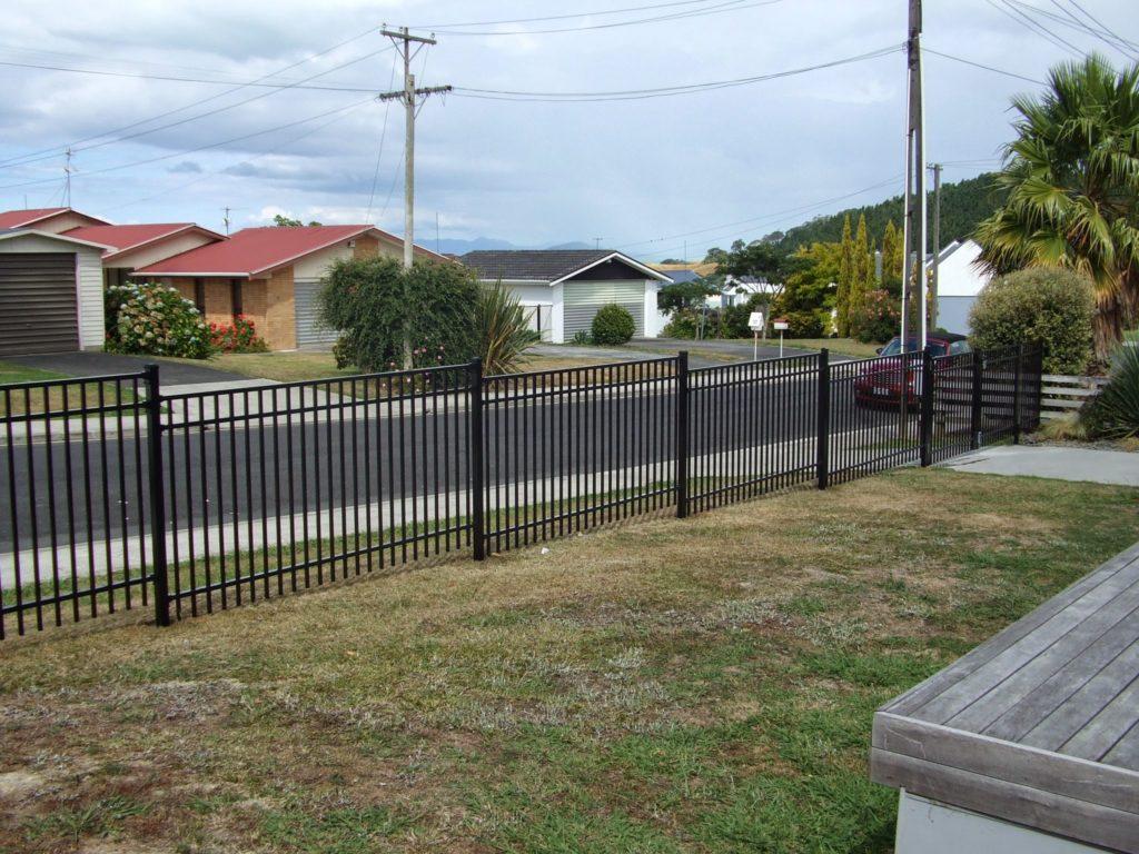 Sanctuary Aluminium Boundary Fencing