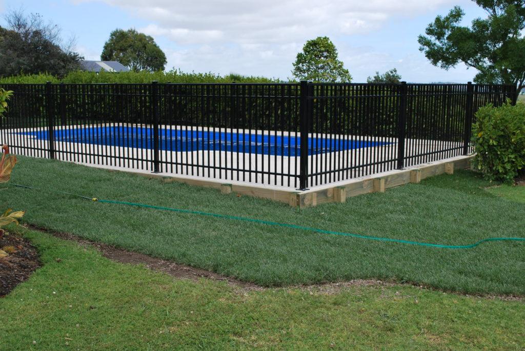 Sanctuary Aluminium Pool Fence