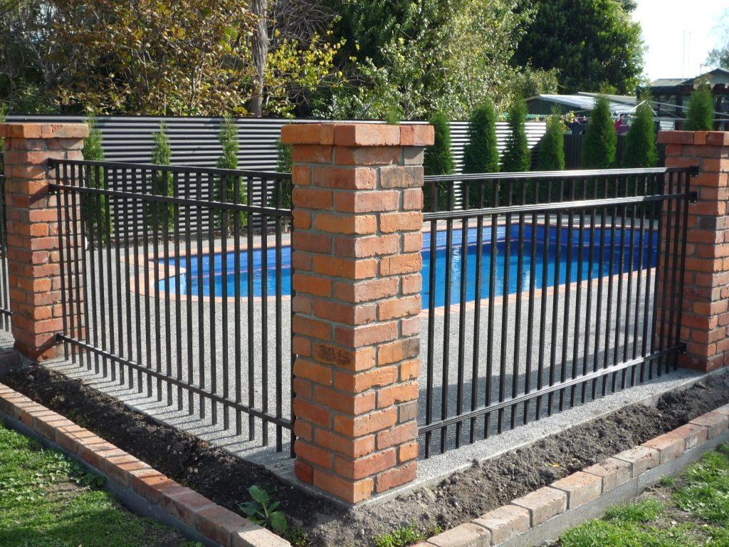 Sanctuary Aluminium Pool Fencing