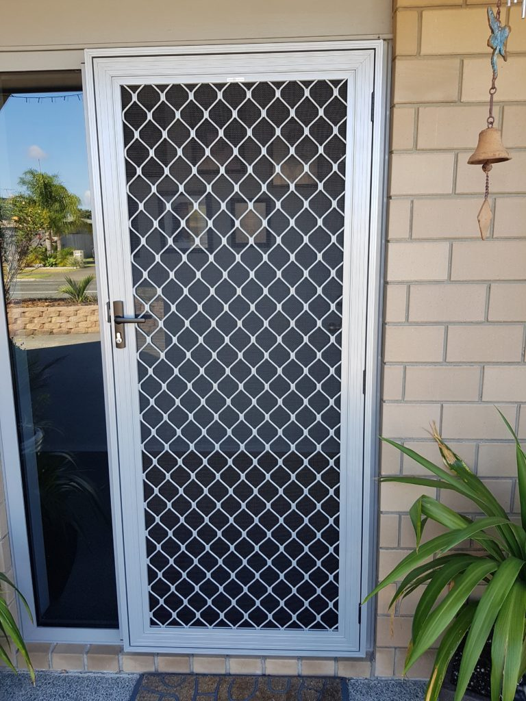 Amplimesh Grille Security Door
